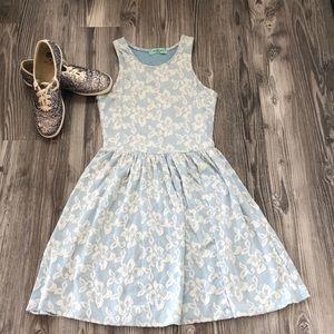 Cinderella Disney Bound blue boutique dress-Small